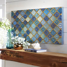 Large Wall Art Ideas by Beautiful Large Wall Art Ideas For Living Room Mosaic Medley Wall