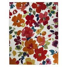 Indoor Outdoor Kitchen Rugs Rug Fabulous Kitchen Rug Indoor Outdoor Rug In Bright Floral Rug