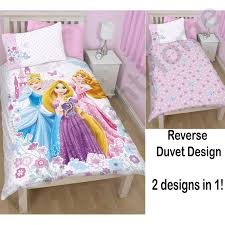 disney princess duvet cover bedding sets u2013 single double u0026 junior