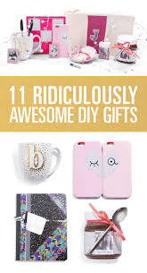 Homemade Gifts For Friends by 132 Best Diy Images On Pinterest Diy Holiday Gifts Diy Presents