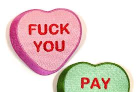 valentines day heart candy 14 honest and nsfw s day heart candies