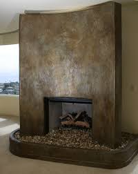 stucco fireplaces john was able to translate my vision of what i