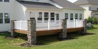 Deck Designs Pictures by Wooden Deck Designs The Interesting Deck Designs For Getting