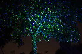 laser lights for outdoors decor