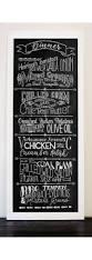 best 25 menu chalkboard ideas on pinterest chalk menu chalk
