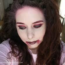 easy halloween makeup glamorous vampire atlantan beauty