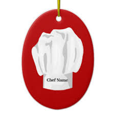 professional chef ornaments u0026 keepsake ornaments zazzle