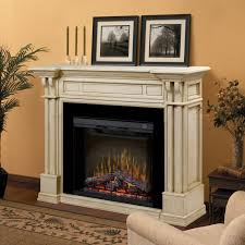 Home Design Furniture Kendal Dimplex Kendal Electric Fireplace Parchment Walmart Com