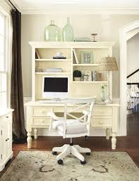 neutral workspace from ballard designs u2013 how to decorate