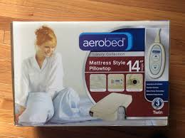Aerobed Queen Air Mattress With Headboard by Aerobed