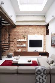 3 Stylish Industrial Inspired Loft Old Fire Station Turned Into Dashing Modern Industrial Loft In