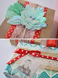 Beautifully Wrapped Gifts - beautifully wrapped gifts using the wrap it up and pass the tissue