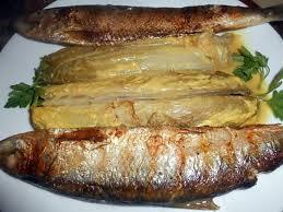 cuisiner le hareng recette de hareng grillé aux endives moutardées