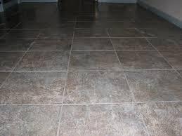 finished basement floor