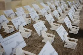 unique wedding place card stunning ideas for wedding place cards