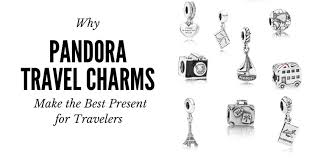 best bracelet charms images Why pandora travel charms make the best present for travelers jpg