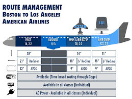 Aa Flight Wifi by American Airlines Adds Airbus A321 Service To Boston Experience