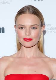 kate bosworth gives pale girls a lesson on how to wear bright red