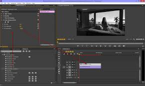 tutorial of adobe premiere cs6 sketch like graphic transition in adobe premiere video editing nyazit