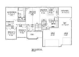 house plans 6 bedrooms donovan house plan