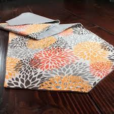table runner how to sew a reversible table runner ofs maker s mill