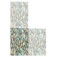 Artscape New Leaf Decorative Window Film by Artscape Etched Leaf Window Film 92 X 183 Cm Amazon Ca Home