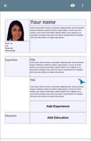 Resume App Free 8 Best Resume Apps Free Download Bonus Free Apps For Android