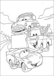 disney cars lightning mcqueen coloring pages disney cars party
