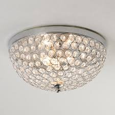 Flush Ceiling Light Fixtures Crystal Jewel Ceiling Light Ceiling Lights Ceilings And Jewel