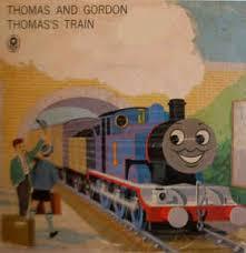rev awdry thomas gordon thomas u0027s train vinyl