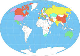 Map World Map by World Map