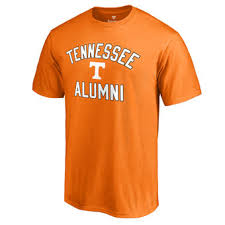 alumni tshirt college tennessee volunteers t shirts big tennessee store