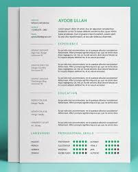 editable resume template two column resumes inspirational free editable resume templates 20