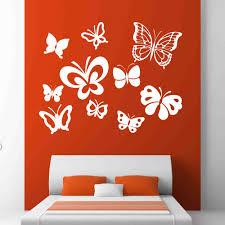 butterflies wall mural cutzz wall mural