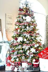 frosted christmas tree frosted christmas tree town and country living tree 2 oozn co