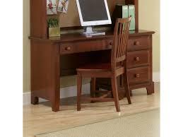 Bassett Furniture Home Office Desks by Vaughan Bassett Hamilton Franklin Single Pedestal Computer Desk
