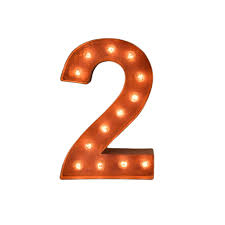 marquee numbers with lights 12 number 2 two sign vintage marquee lights buy marquee lights