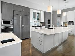Modern Kitchens Modern Kitchens Glossy Cabinets Refacing