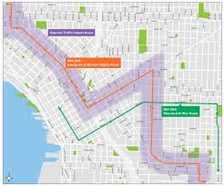 Seattle Subway Map by May Day Expect Major Transit Service Disruptions Monday May 1