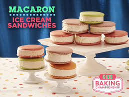 how to make french macaroons food network holiday recipes