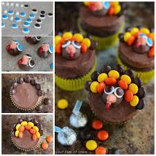 the 25 best turkey cupcakes ideas on thanksgiving