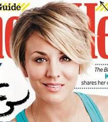why kaley cucoo cut her hair kaley cuoco is worried her hair looks like justin bieber s upi com