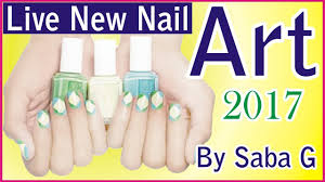 beauty tips for girls new special nail art 2017 by saba g nails