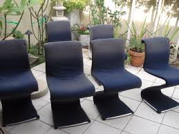 antique midcentury modern z dining chairs set of 6 rare please