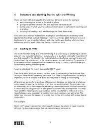 literature review in engineeringtemplate