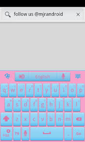 keyboard themes for android cotton go keyboard theme android reviews at android