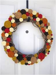 80 best diy felt wreath tutorials and inspiration images on