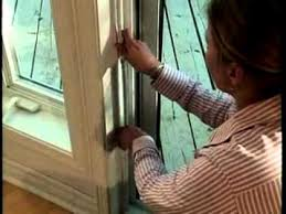 Insulated Patio Doors Patio Door Transparent Vinyl Sheeting Installation Youtube