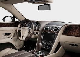 bentley 2005 interior bentley w12 flying spur interiors mustard post
