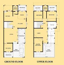 two story house plan home architecture remarkable two storey residential house floor